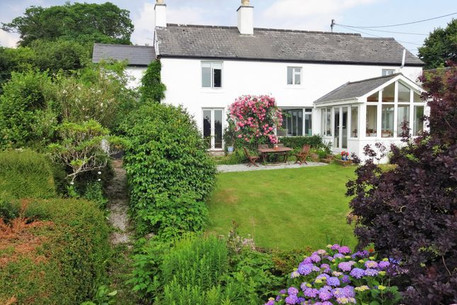 Thumbnail Cottage for sale in Tor, Cornwood, Ivybridge, Devon