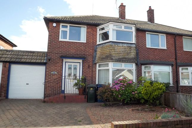 Thumbnail Property to rent in Rothbury Avenue, Gosforth, Newcastle Upon Tyne