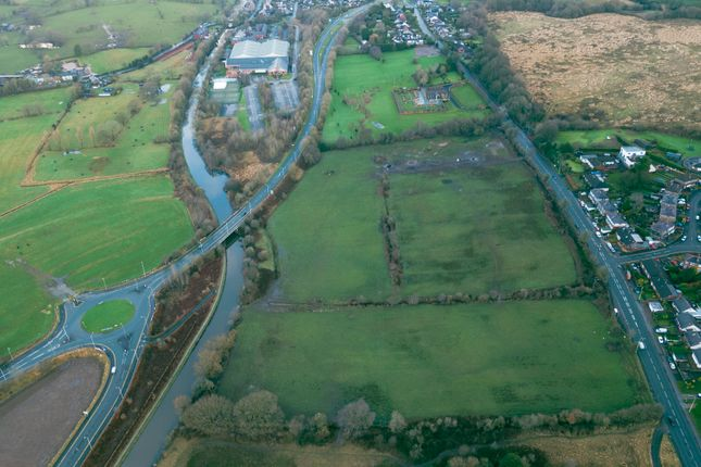 Thumbnail Land for sale in Canal Mill, Botany Brow, Chorley, Lancashire