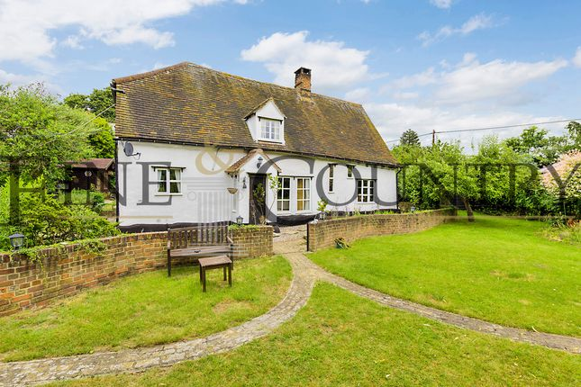 Thumbnail Cottage for sale in Parsonage Street, Halstead