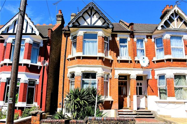 Thumbnail End terrace house for sale in Bosworth Road, Bounds Green, London
