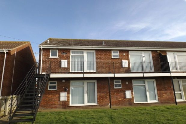 Thumbnail Flat to rent in South Beach Road, Hunstanton