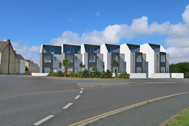 Thumbnail End terrace house for sale in Windsor Court, Mount Wise, Newquay