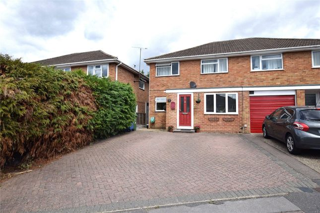 Thumbnail Semi-detached house to rent in Fairfax, Bracknell, Berkshire