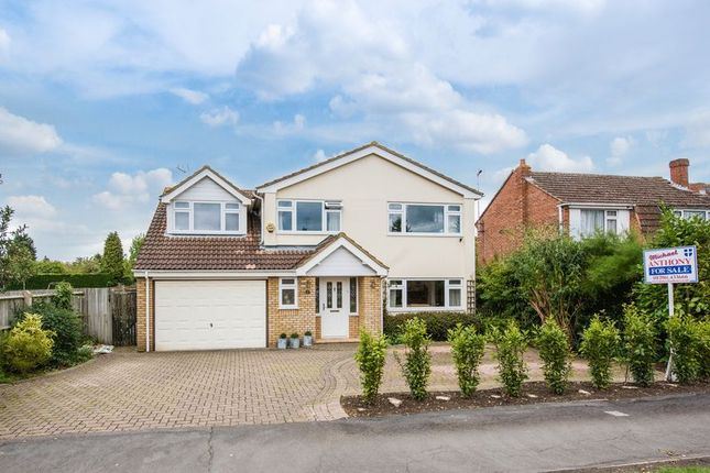 Thumbnail Detached house for sale in Turnfurlong Lane, Aylesbury
