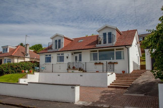 Thumbnail Detached house for sale in Pantonville Road, Seamill, West Kilbride