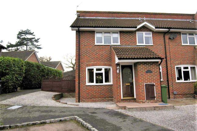 2 bed end terrace house to rent in Rosebury Drive, Bisley, Woking GU24