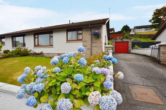 Thumbnail Semi-detached bungalow for sale in 97 Overton Avenue, Scorguie, Inverness