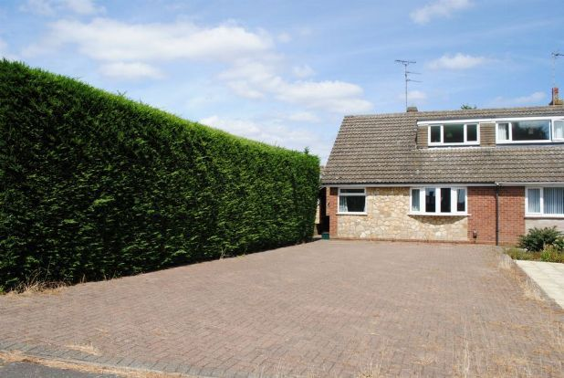 Thumbnail Semi-detached house for sale in Rookery Lane, Kingsthorpe, Northampton