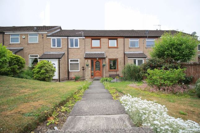 Thumbnail Mews house for sale in Brosscroft Village, Hadfield, Glossop