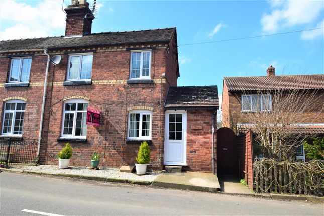 Thumbnail Semi-detached house for sale in Hookagate, Shrewsbury