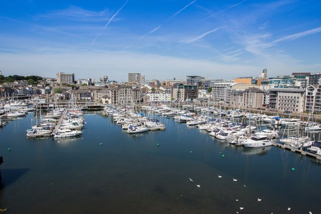 Thumbnail Flat to rent in Marrowbone Slip, Plymouth
