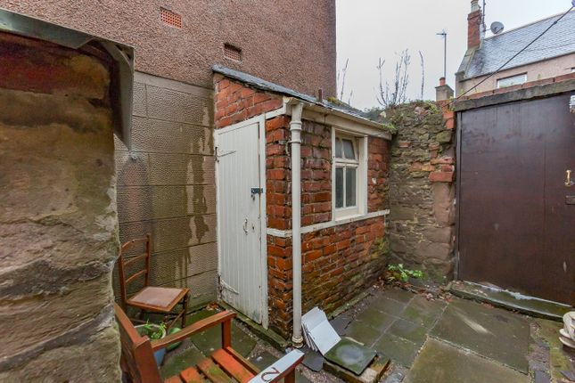 Outhouse of Carnegie Street, Montrose DD10