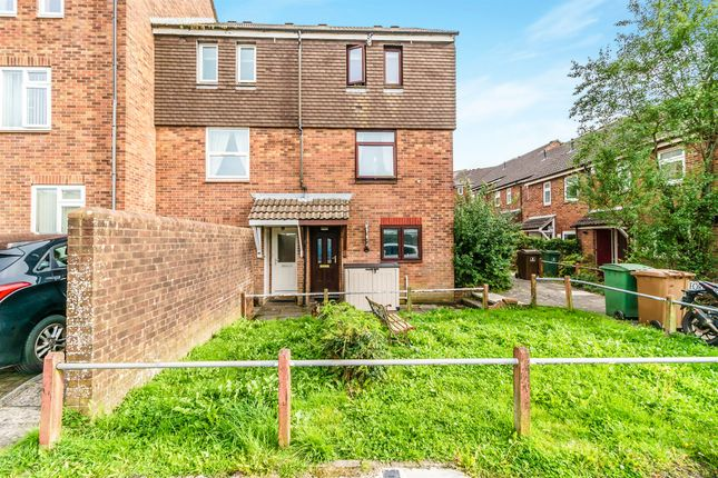 Thumbnail End terrace house for sale in Hertland Walk, Plymouth