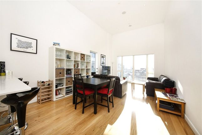 Thumbnail Flat to rent in Sargasso Court, Caspian Wharf, Yeo Street, London