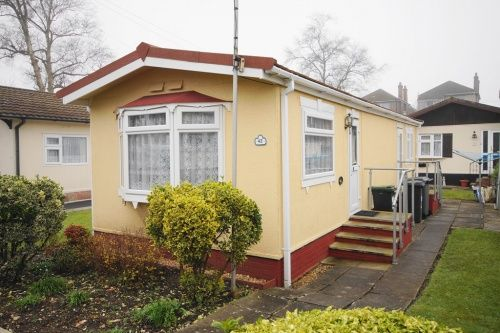 Thumbnail Mobile Park Home For Sale In Stour New Road