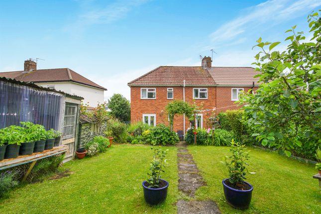 Thumbnail Semi-detached house for sale in Alveston Walk, Coombe Dingle, Bristol