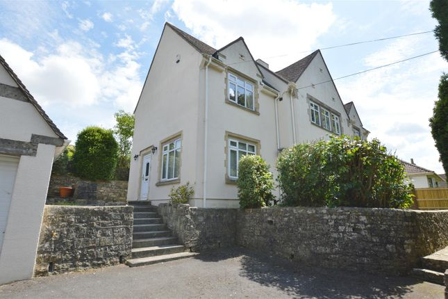 Thumbnail Detached house for sale in Bristol Road, Radstock