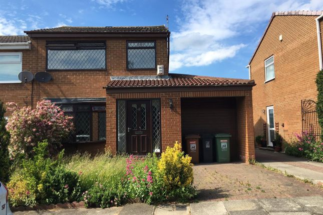 Thumbnail Property to rent in Wisbech Close, Hartlepool