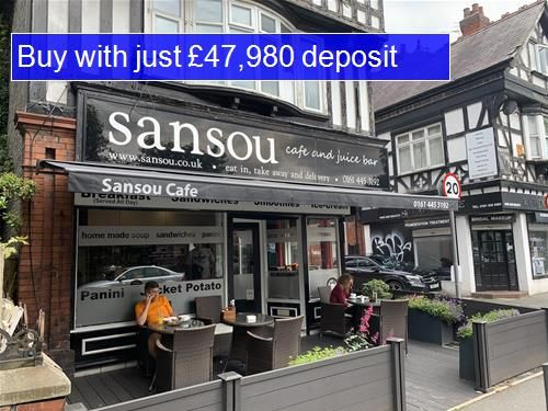 Thumbnail Restaurant/cafe for sale in M20, Didsbury, Manchester