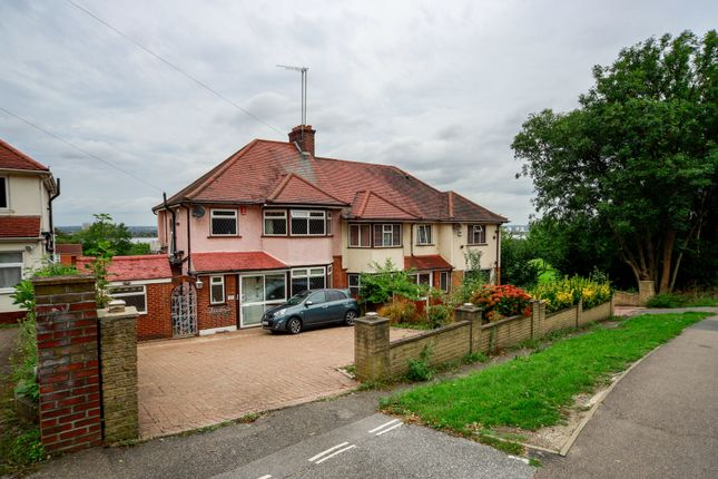 Thumbnail Semi-detached house for sale in Mansfield Hill, North Chingford, London