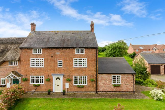 Thumbnail Farmhouse for sale in Nether End, Great Dalby, Melton Mowbray