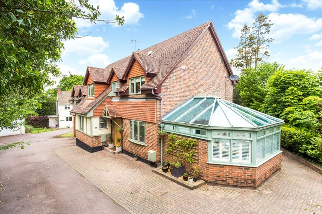 Thumbnail Detached house for sale in Wybourne Rise, Tunbridge Wells, Kent