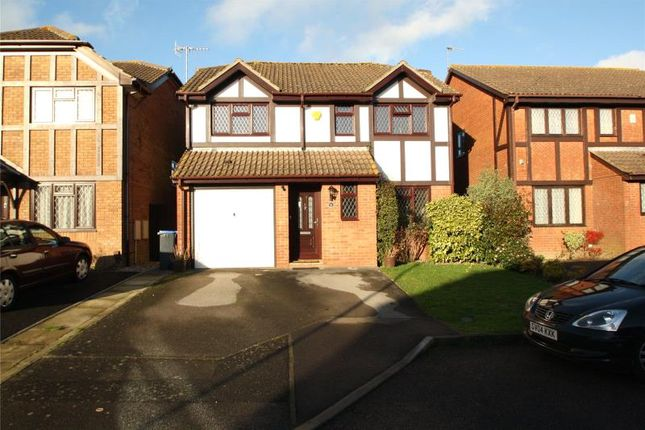 Thumbnail Detached house for sale in Batemans Close, Durrington, Worthing