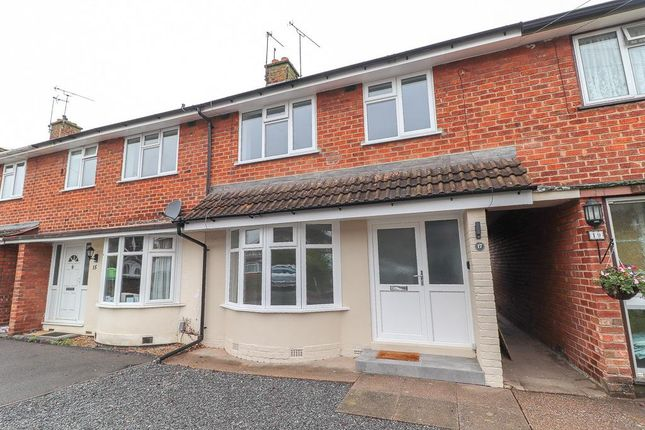Thumbnail Terraced house to rent in Price Road, Cubbington, Leamington Spa
