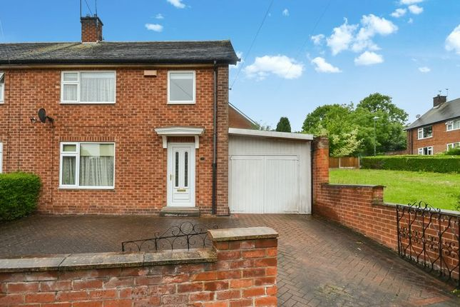 Semi-detached house for sale in 59 Pedmore Valley, Nottingham