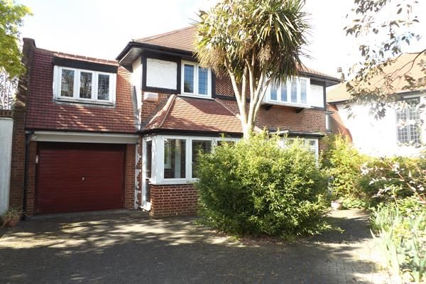 Thumbnail Link-detached house for sale in Cedarhurst Drive, Eltham