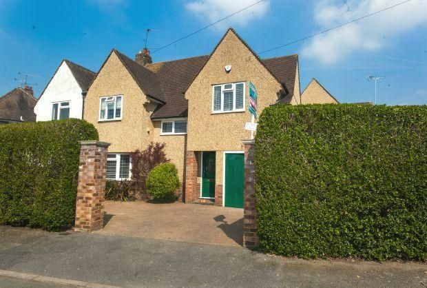 Thumbnail Semi-detached house to rent in St. Georges Crescent, Cippenham, Slough