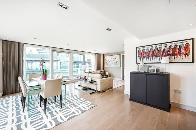 Thumbnail Flat for sale in Compass House, Chelsea Creek, 5 Park Street, London