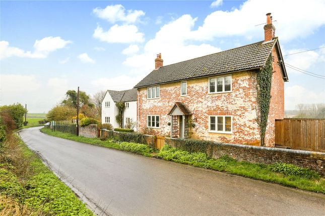 Thumbnail Detached house for sale in Compton Bassett, Calne, Wiltshire