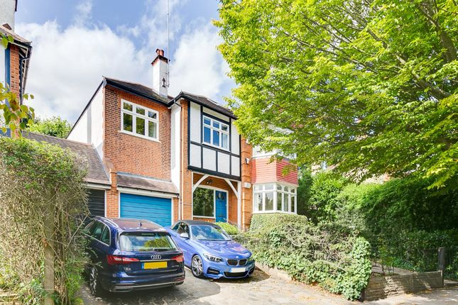 Thumbnail Semi-detached house for sale in Cholmeley Crescent, Highgate, London