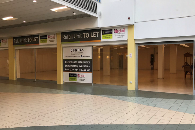 Thumbnail Retail premises to let in Dundas Shopping Centre, Middlesbrough