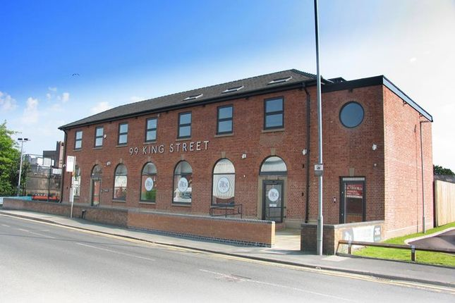 Thumbnail Office to let in 99 King Street, Farnworth, Bolton