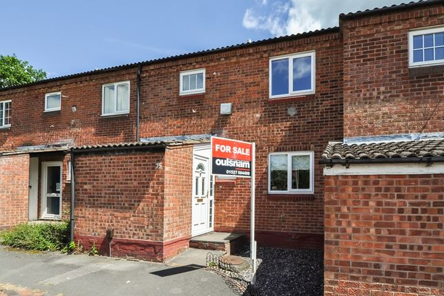 3 bed terraced house for sale in Exhall Close, Redditch