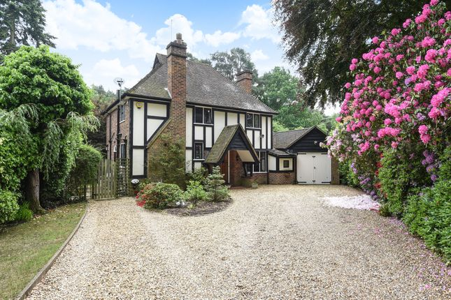 Thumbnail Detached house for sale in Heather Drive, Ascot