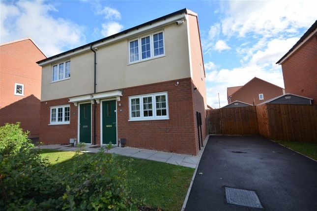 2 bed semi-detached house to rent in Country Way, Doncaster DN6