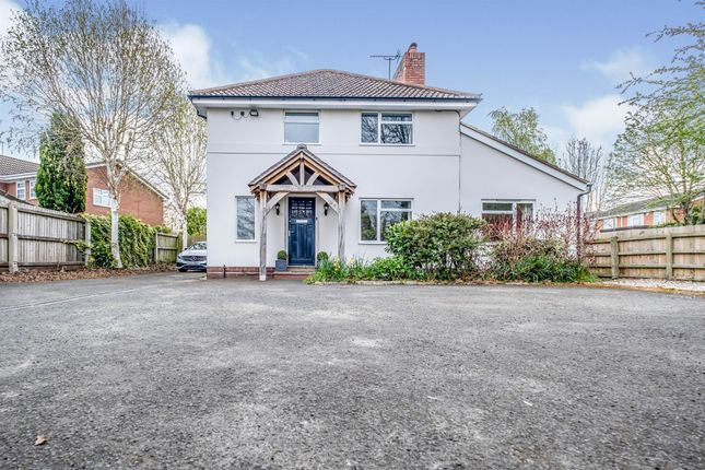 3 bed detached house for sale in Damson Lane, Solihull B92