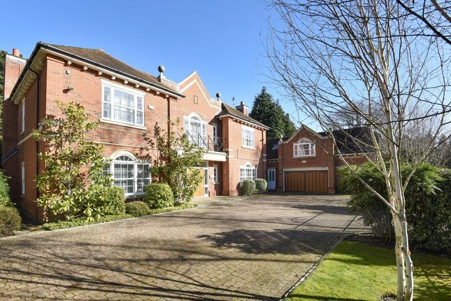 Detached house to rent in Shrubbs Hill Lane, Ascot