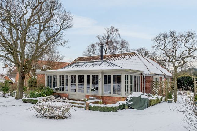 5 bed detached bungalow for sale in The Common, West Runton, Cromer NR27