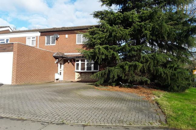 Thumbnail Terraced house for sale in Churchway, Stirchley, Telford
