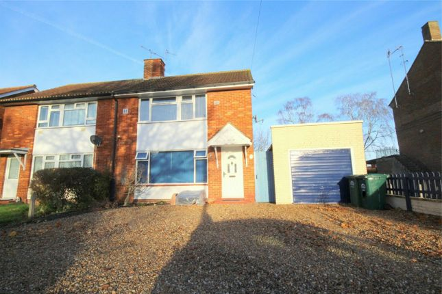 Thumbnail Semi-detached house for sale in St Annes Avenue, Stanwell, Surrey