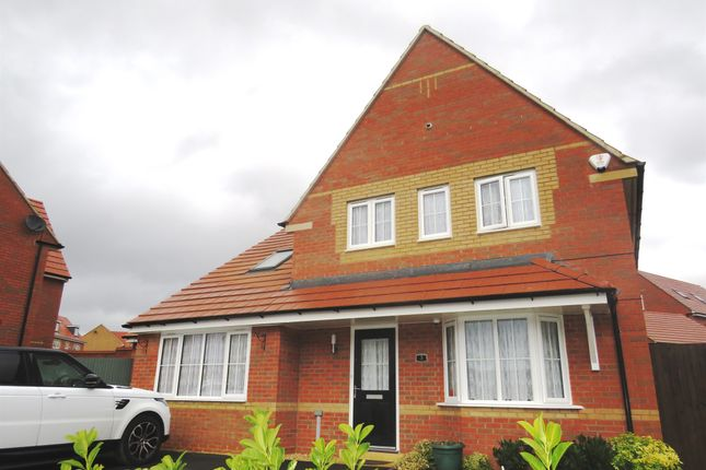 Thumbnail Detached house for sale in Fakenham Road, Oakley Vale, Corby