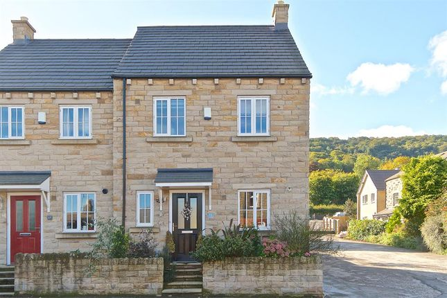 Thumbnail End terrace house for sale in Leeds Road, Otley