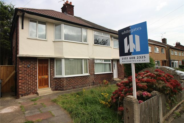 Thumbnail Property to rent in Queenswood Avenue, Wirral, Merseyside