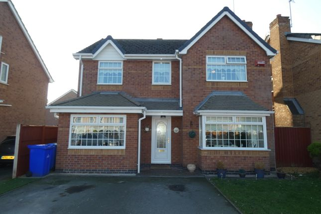 Detached house in  Holkham Close  Widnes  Liverpool