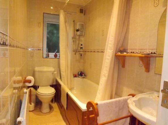Bedroom of Cambrian View, Penrhyndeudraeth, Gwynedd LL48